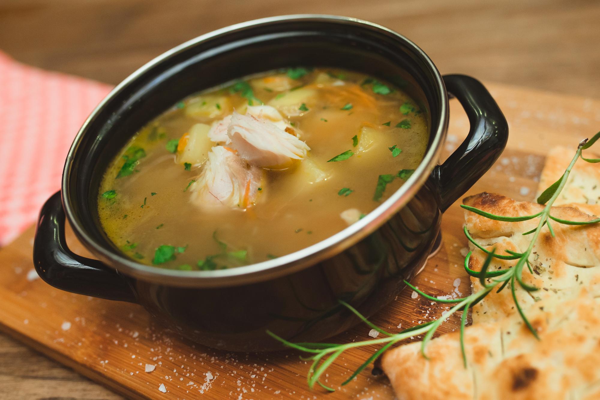 Zdrowe jedzenie i kuchnia włoska